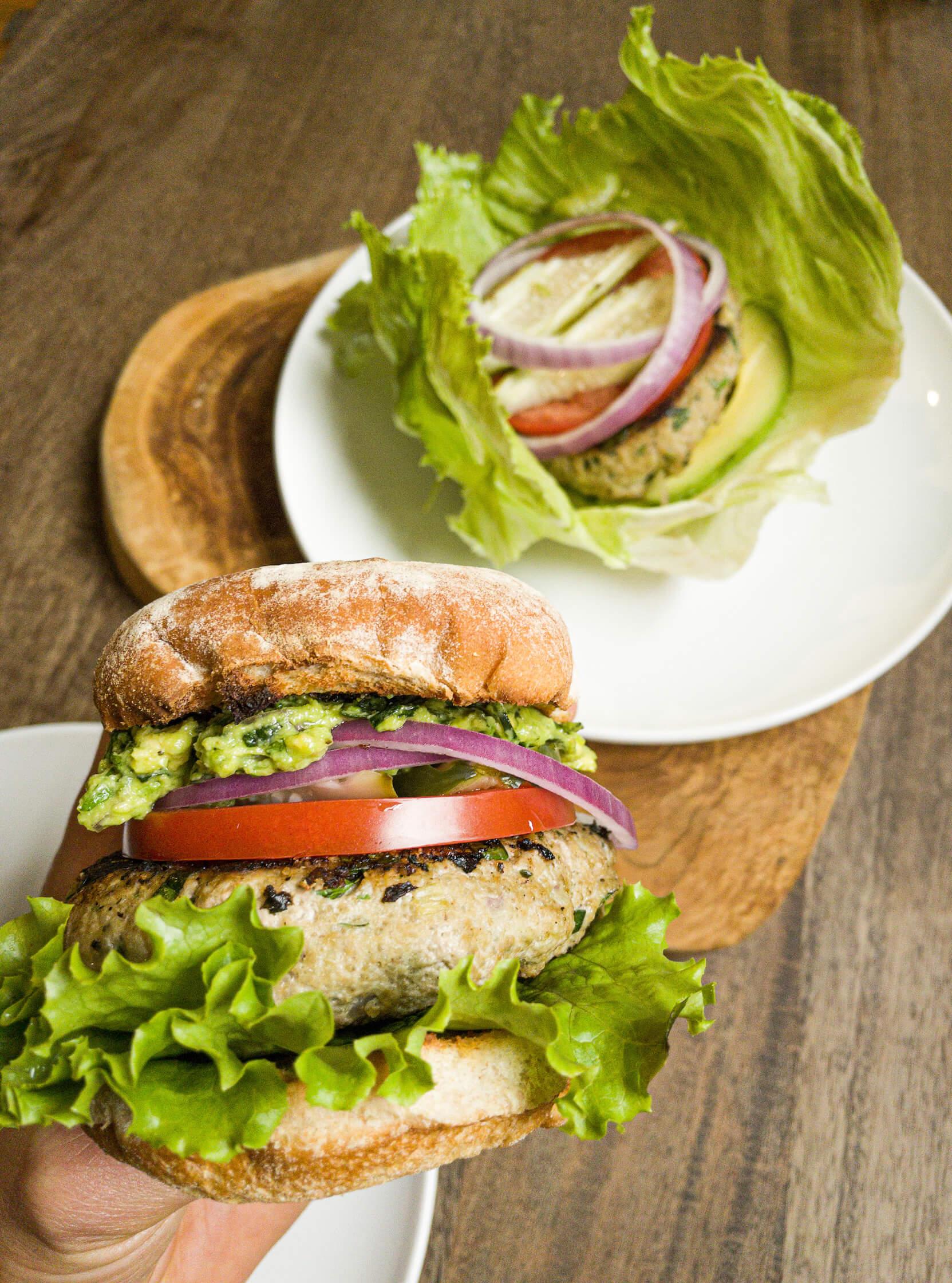 Greens! | Turkey | Burger