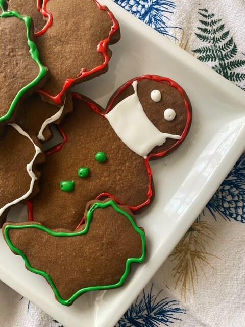 Gluten-Free | Gingerbread | Cookies