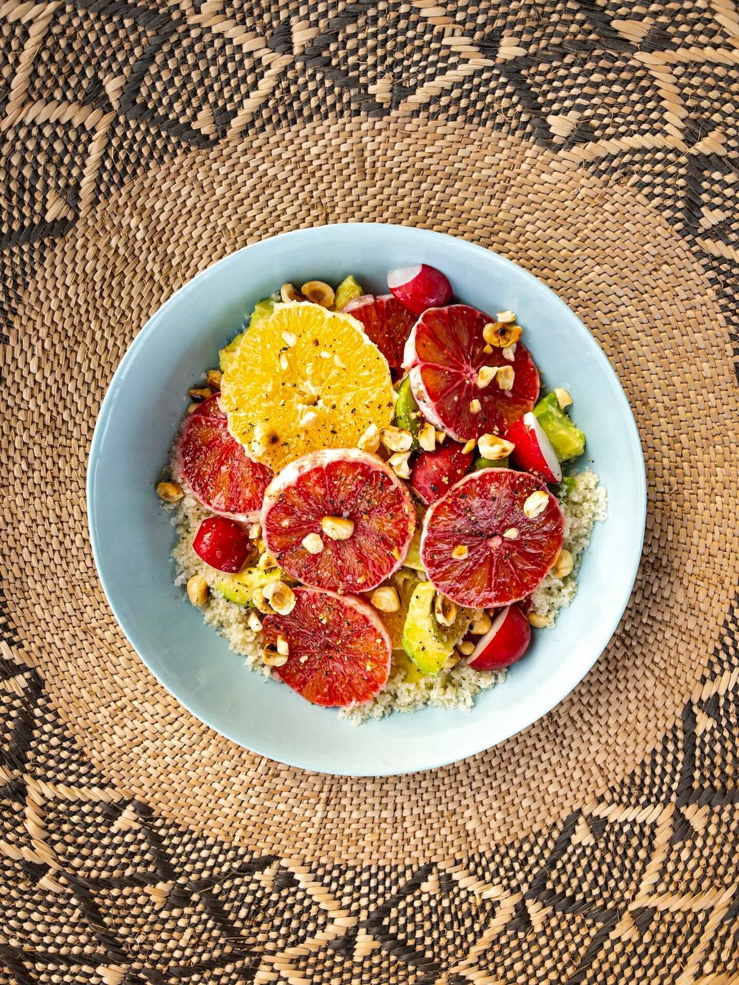 Fonio | Citrus | Salad