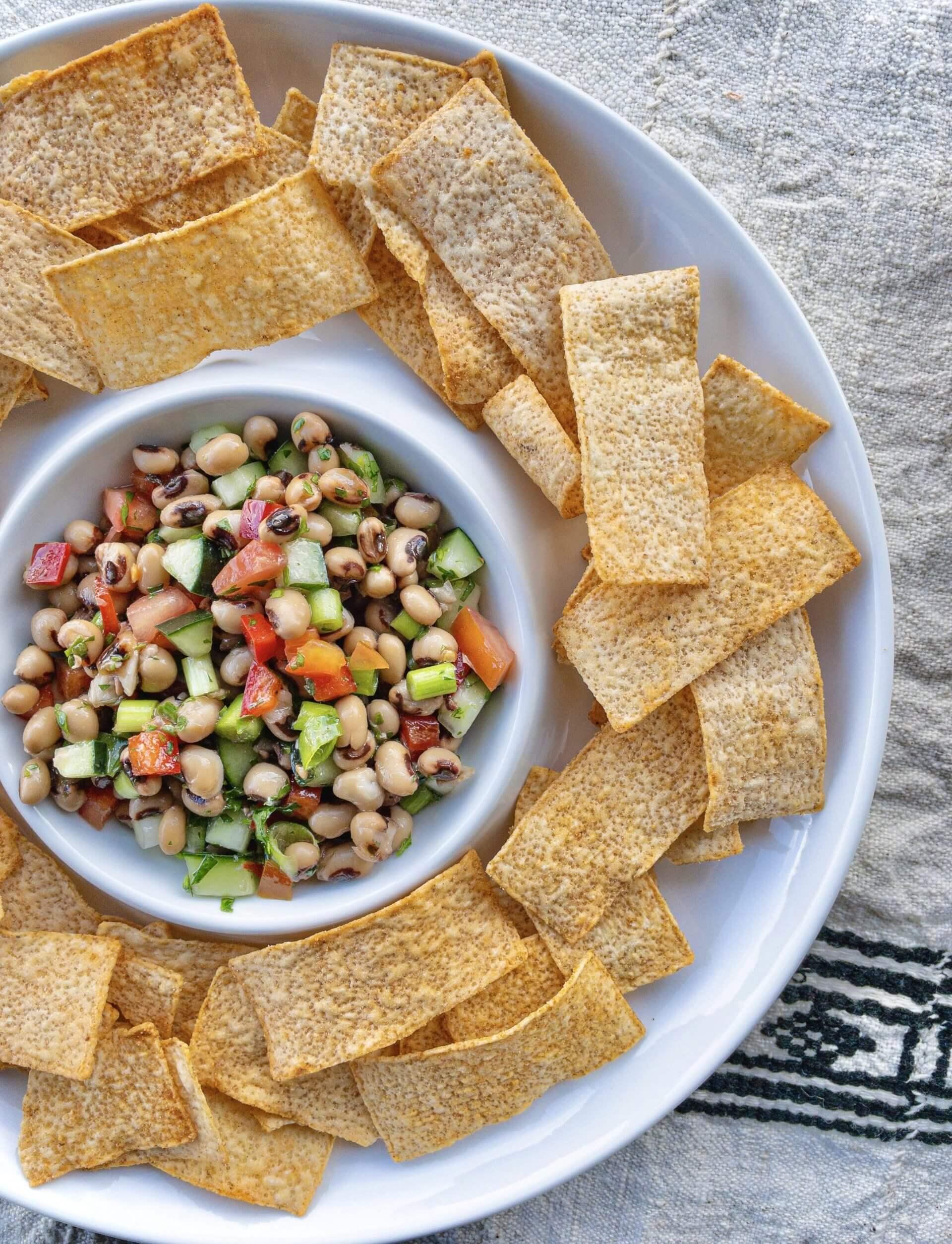 Salatu | Niebe | Salsa